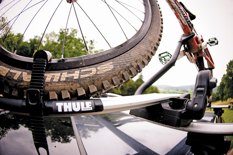 Велокрепление Thule ProRide 591 (ПроРайд)