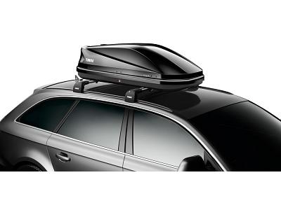 Автомобильный бокс Thule Touring 100 (черный глянцевый)