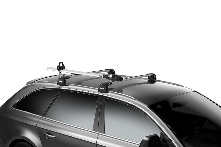 Велокрепление Thule ThruRide 565 на крышу автомобиля
