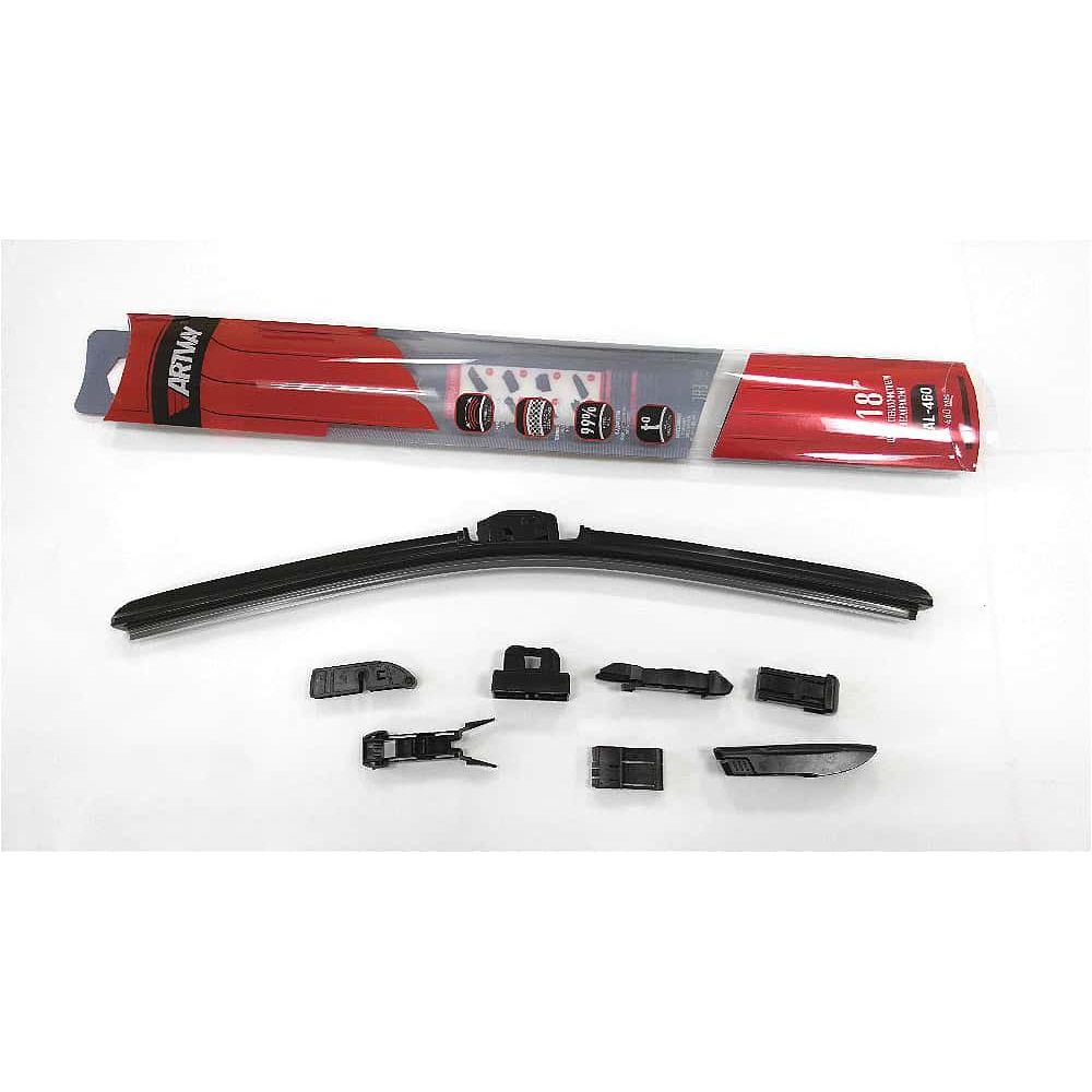 Щётка стеклоочистителя бескаркасная ARTWAY 480 мм AL-480 (19)