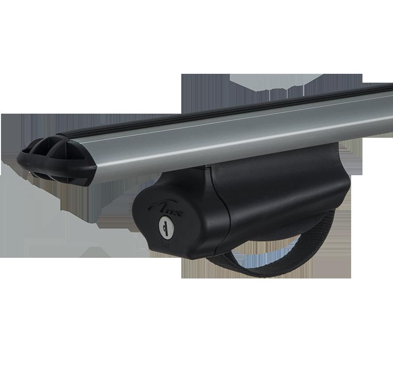 Багажная система LUX БЭЛТ с дугами 1,3м аэро-классик (53мм) для а/м с рейлингами