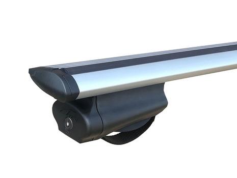 Багажная система LUX БЭЛТ с дугами 1,3м аэро-трэвэл (82мм) для а/м с рейлингами