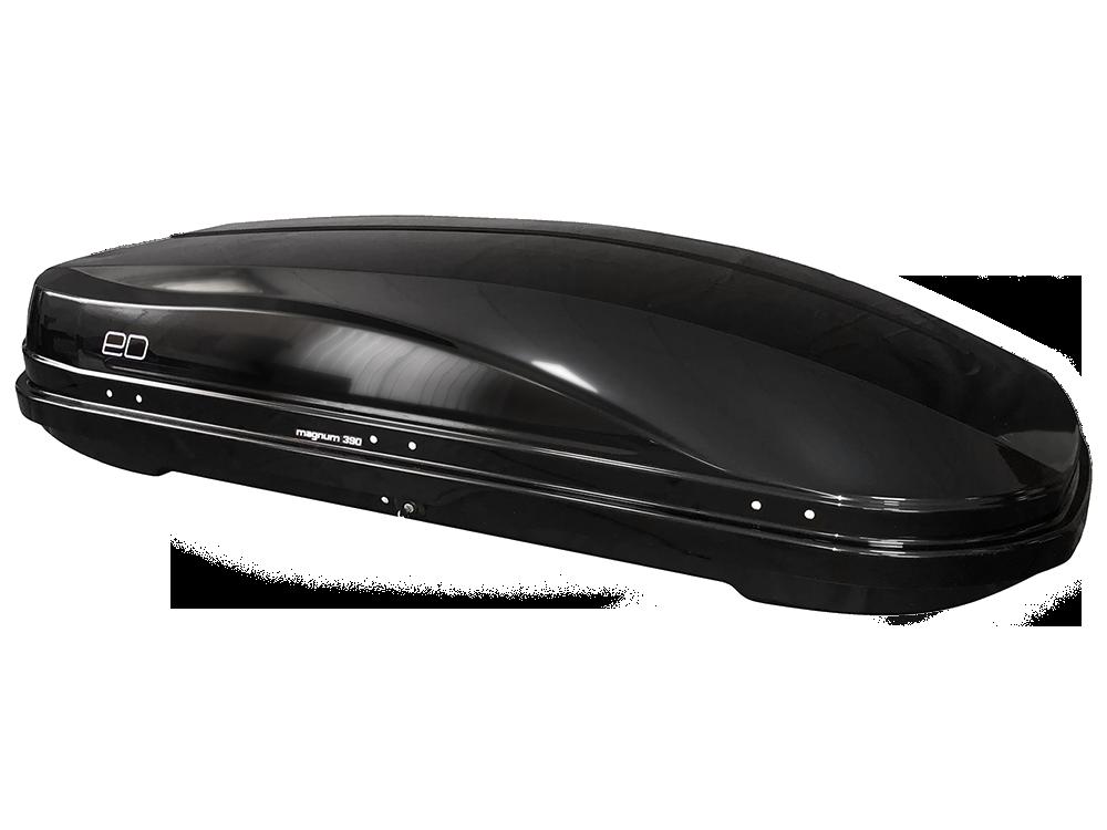 Автобокс Евродеталь Magnum 390 черный глянцевый