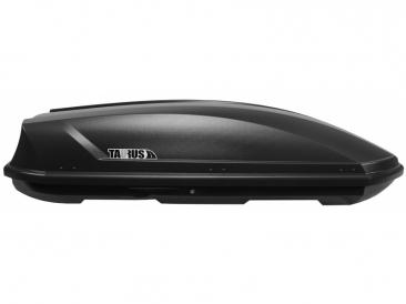 Автобокс на крышу Taurus ECO Adventure CB черный карбон