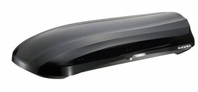 Бокс Inno Wedge 624 Бокс пластиковый 350л, глянцевый, черный