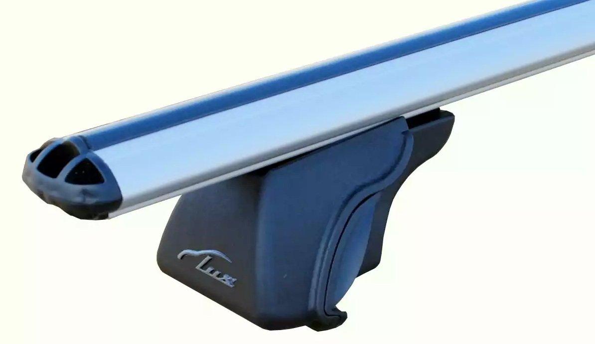 Багажная система LUX КЛАССИК с дугами 1,1м аэро-классик (53мм) для а/м с рейлингами 845151