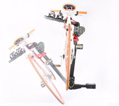 Велокрепление на американский тип фаркопа Buzzrack Moose H4 для 4 велосипедов.