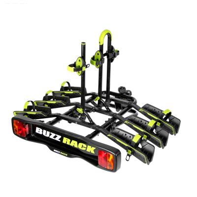 Велобагажник на фаркоп BUZZWING 3 для трёх велосипедов