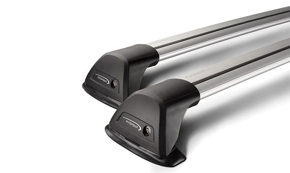 Комплект дуг Whispbar FlushBar 125cm Silver Pair (S11Y)