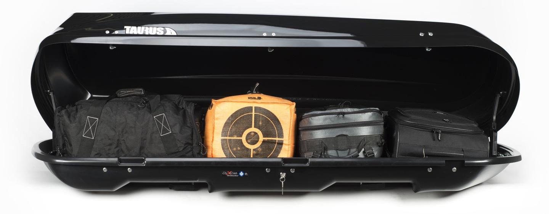 Автобокс Taurus Extreme II 450 CB черный