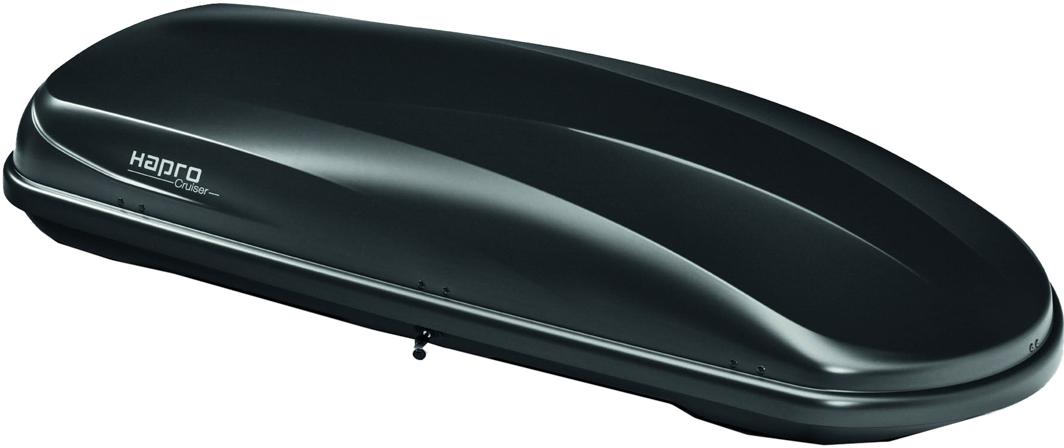 Автомобильный бокс Hapro Cruiser 10.8 черный матовый