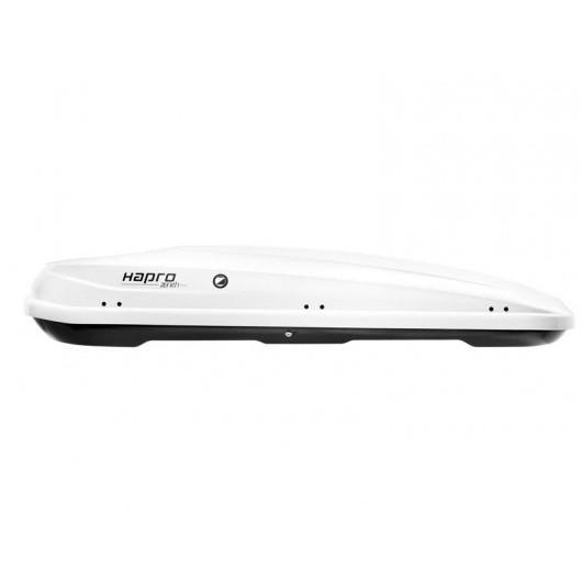 Автомобильный бокс Hapro Zenith 6.6 белый глянец