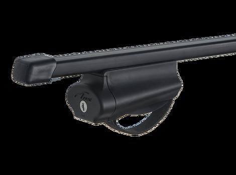 Багажная система LUX БЭЛТ с дугами 1,3м прямоугольными в пластике для а/м с рейлингами