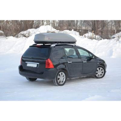 Автомобильный бокс на крышу Turino Sport Lux