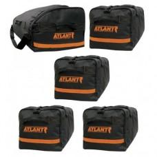 Комплект сумок Атлант (1+4) в автобокс (Для боксов от 180-210 см)