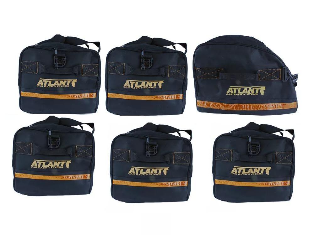 Комплект сумок Атлант (1+5) в автобокс (Для боксов от 200-230см)