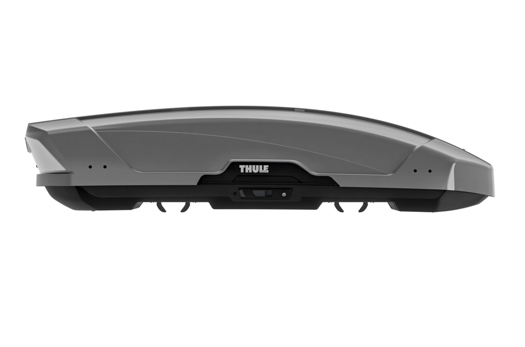 Автомобильный бокс Thule Motion XT L (700) Серый глянец арт. 6297T