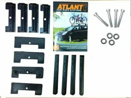 Комплект адаптеров Атлант 7020 Fiat Doblo  ( 2010..)