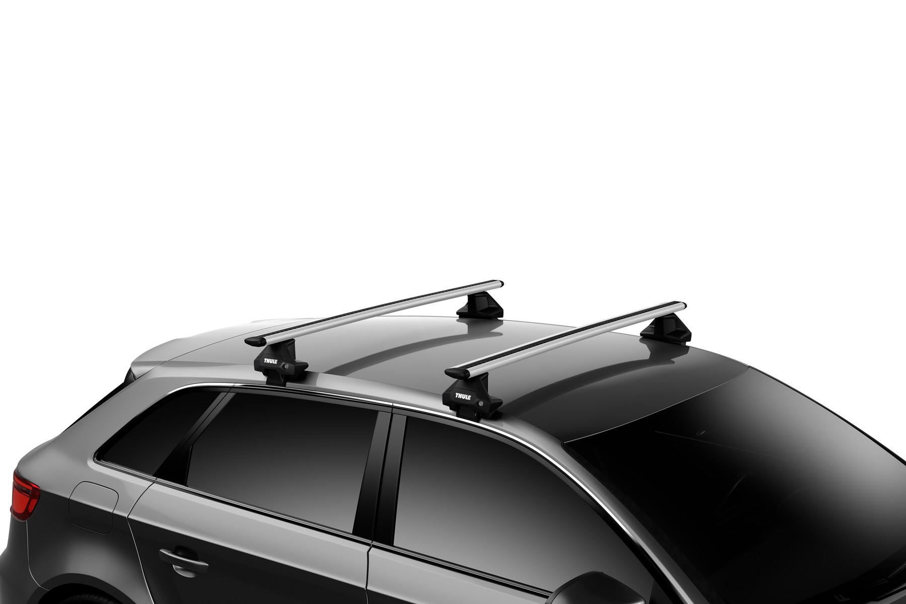 Thule Evo Clamp 7105 комплект упоров для гладкой крыши