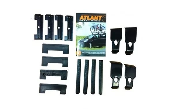 Комплект адаптеров Атлант 7203 Chevrolet Niva (5-dr SUV) 02-..