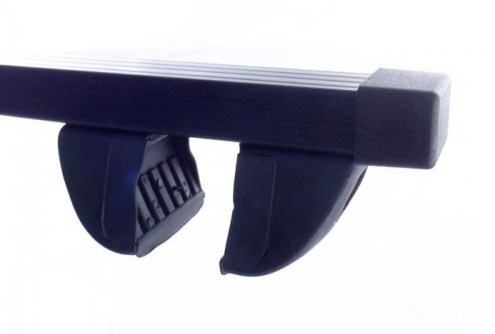 Багажник на рейлинги Inter Крепыш c прямоугольными дугами 120 см