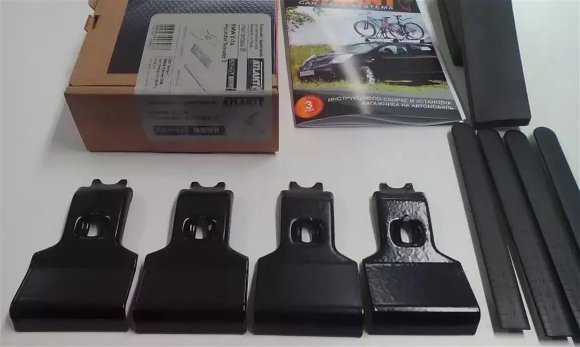 Комплект адаптеров Atlant 8898 Hyundai Sonata 3 BMW E-34