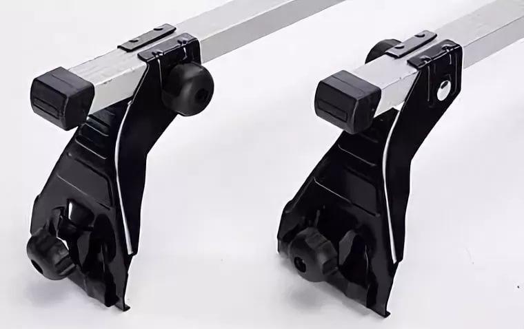 Багажник для Daewoo Nexia (эконом-класс, алюм.), арт.8924