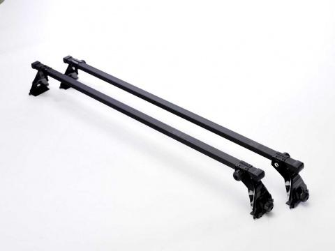 Багажник на водостоки Atlant L=135 (стальные дуги) (Производитель: Атлант) ГАЗ, ВАЗ 2121 Нива