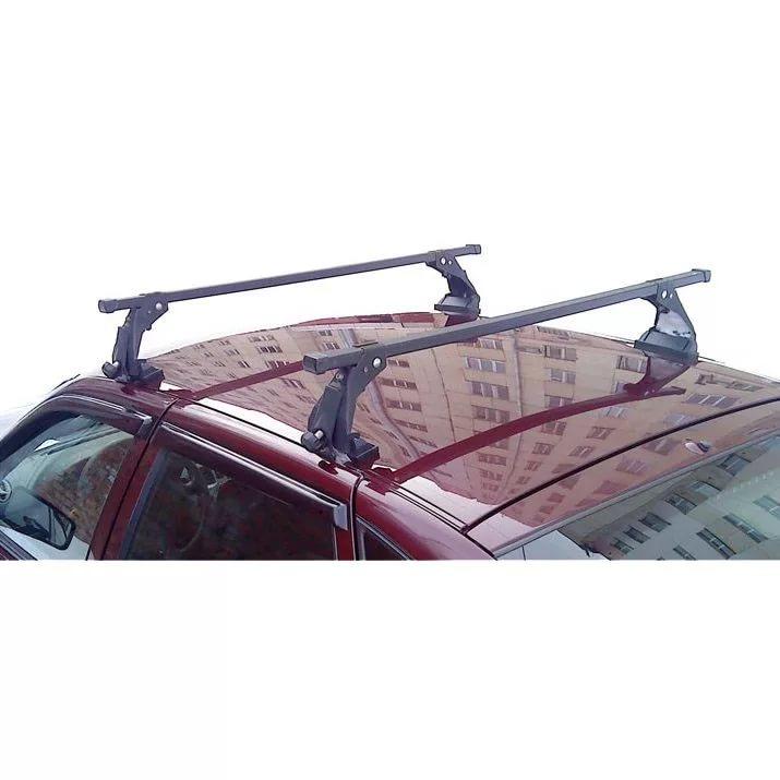 Багажник для Лада Приора (эконом-класс, стальн.), арт.8928