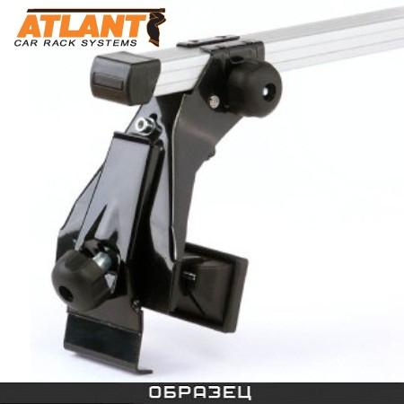 Багажник Атлант Эконом на крышу с прямоуг. дугами для Lada Granta седан (2011-2018) № 8931