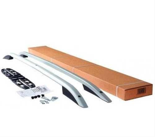 Рейлинги Can Otomotiv HYCR.73.0010 продольные для HYUNDAI CRETA Silver в штатные отверстия (крепежи нержавеющая сталь)