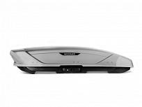 Автобокс Broomer Venture  (L) Серый глянец без усилителя  (1870 х 890 х 400) - 116.01