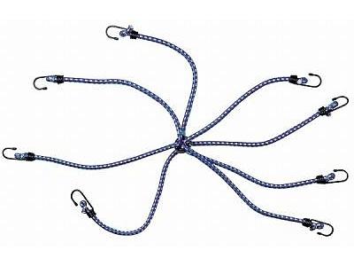 Крепежный ремень-резинка (паук 8 концов) L=80 см