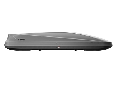 Автомобильный бокс Thule Touring 600 титан aeroskin (серый)