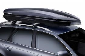 Автомобильный бокс Thule Dynamic 900 black (черный) (430 л)
