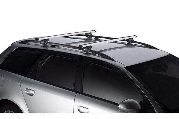 Багажник на рейлинги Thule Smartrack 795 Aero (L=127 см)
