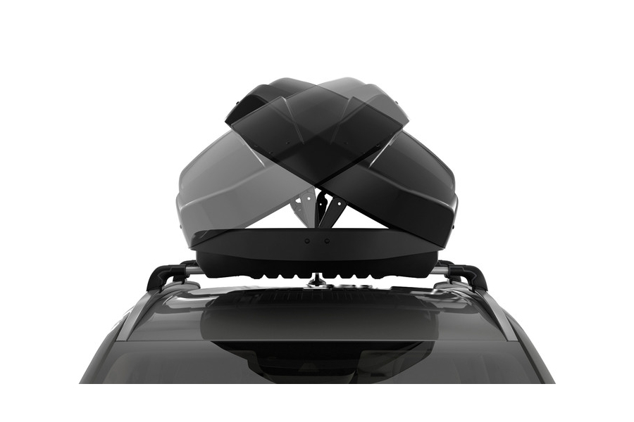 Thule Motion XT XL 800 чёрный глянец