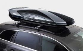 Автомобильный бокс Thule Excellence XT (титан) (470 л)