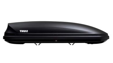 Автомобильный бокс Thule Pacific 600 Чёрный матовый 190x63х39 310л (631652)