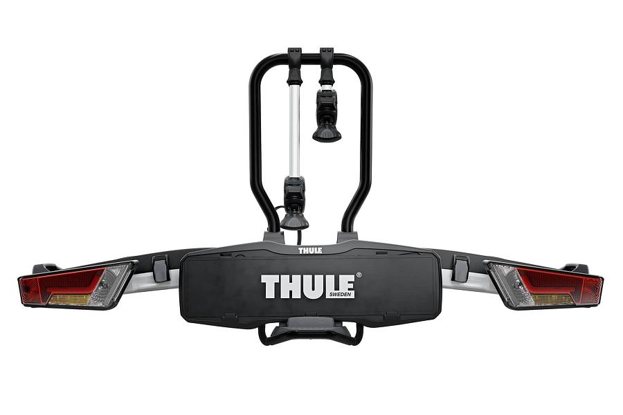 Велокрепление Thule EasyFold XT 2 933 на фаркоп автомобиля