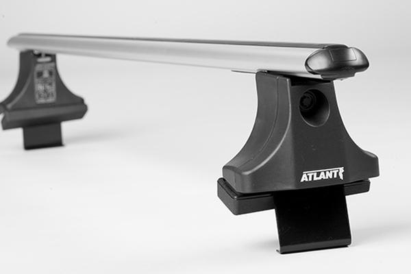 Упоры Atlant 8809  для автомобилей с гладкой крышей