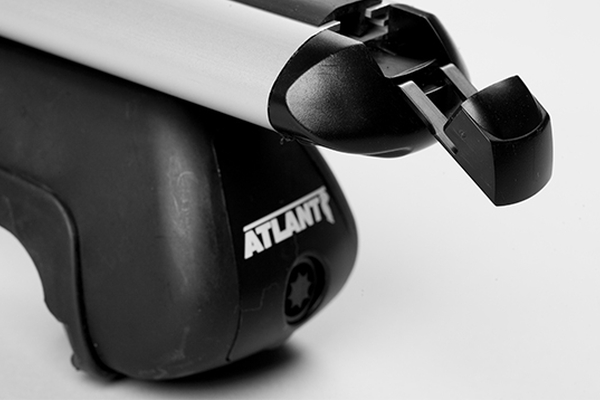 Упоры Atlant 8811 для автомобилей с интегрированными  рейлингами