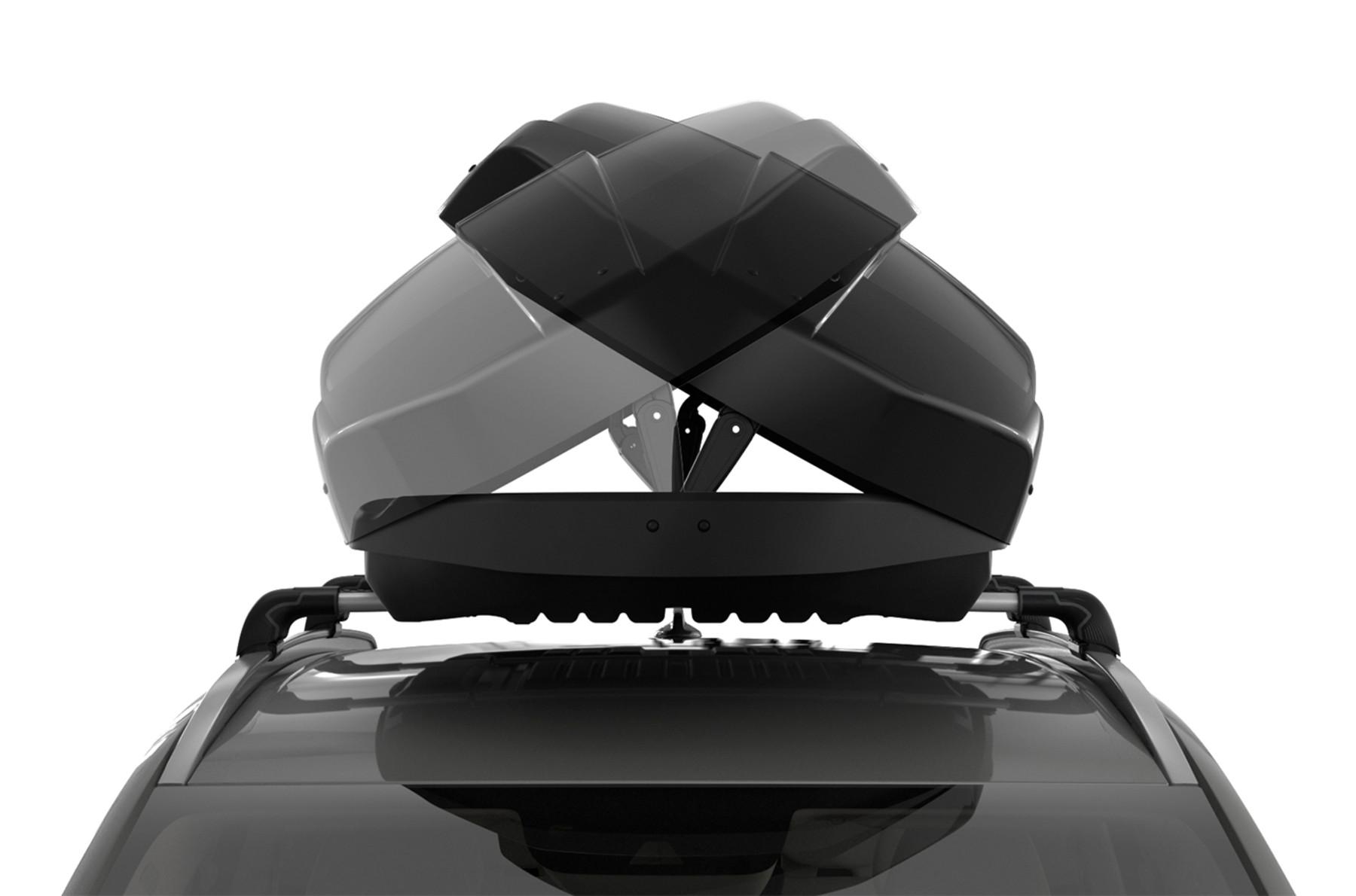 Автобокс Thule Motion XT Alpine 700 Чёрный глянец 659501