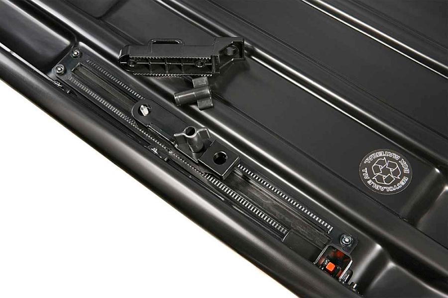 Автомобильный бокс FARAD F3 680l чёрный матовый