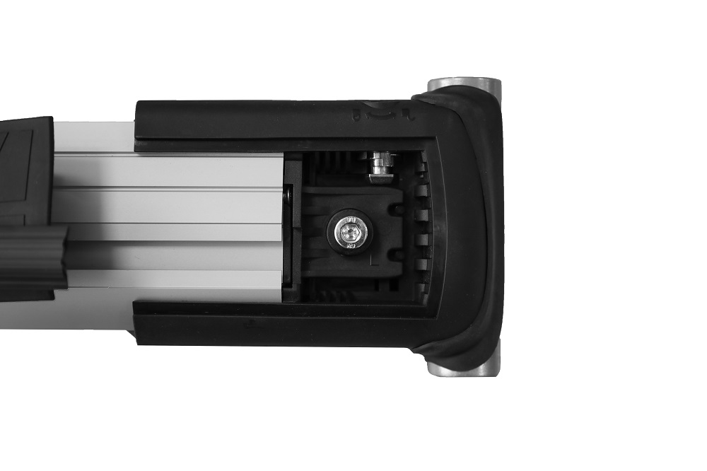 Багажник на рейлинги LUX Hunter L46-R ( Дуги серого цвета ) ( 791286 )
