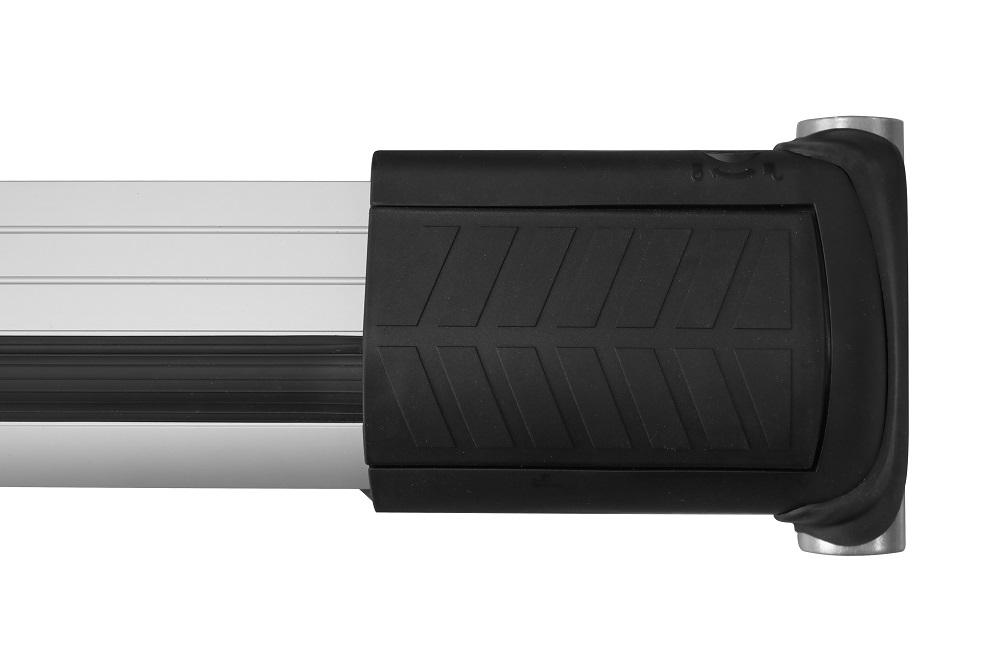 Багажник на рейлинги LUX Hunter L44-R ( Дуги серого цвета ) ( 791262 )