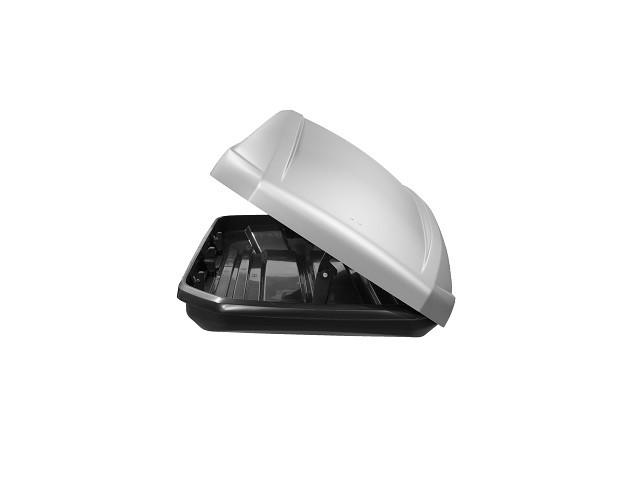 Автомобильный бокс INNO New Shadow 16 440 л белый глянцевый