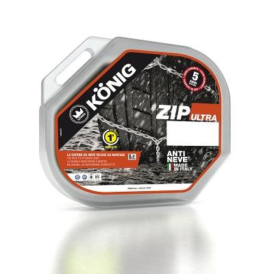 Цепи противоскольжения  Konig ZIP Ultra (9 мм) 80