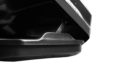 Автомобильный бокс LUX TAVR 197 Белый глянец 520L (1970х890х400) ( 791996 )