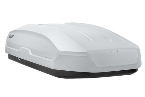 Автомобильный бокс LUX TAVR 197 Серый матовый 520L (1970х890х400) ( 791958 )